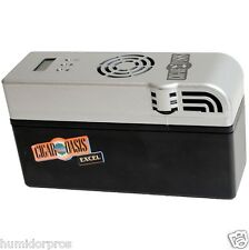 CIGAR OASIS Excel Humidor Humidifier with User Calibration + Free Shipping