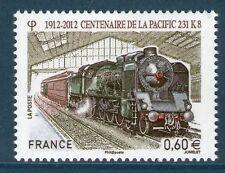 TIMBRE 4655 NEUF XX LUXE - CENTENAIRE DE LA LOCOMOTIVE A VAPEUR PACIFIC 231K8