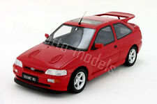 OTTO MOBILE Ford Escort RS Red 1:18 LE 1500 pcs! Rare Find! **Awesome Car**