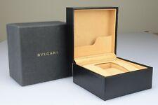 Bulgari Box Orologio+Box Cartone Watch Box Come Nuovo !!!