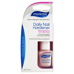 Manicare Daily Nail Hardener 12mL Advanced Fortifying Treatment 87055