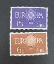 CEPT IRLANDE 1960  BONNE SERIE** 146-147  c 50 € (5)  a/Ch754