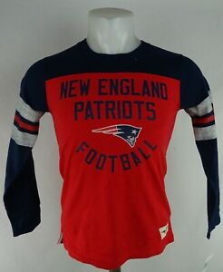 New England Patriots NFL Youth's Long Sleeve Shirt