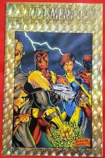 Judgment Day Lightning Comics 1993 Gold Issue mint