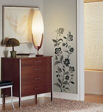 Roommates Jazzy Jacobean Home Living Room Kitchen Decor Peel & Stick Wall Decal