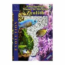 Zeolith 3-5mm 1000g Filtermedium im Netzbeutel