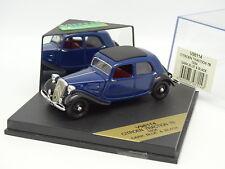 Vitesse 1/43 - Citroen Traction 7B 1934 Bleue et Noire
