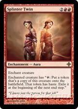 SPLINTER TWIN Rise of the Eldrazi MTG Red Enchantment — Aura RARE