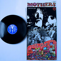 ORIGINAL 1967 THE MOTHERS OF INVENTION FRANK ZAPPA ABSOLUTELY FREE VINYL LP EX