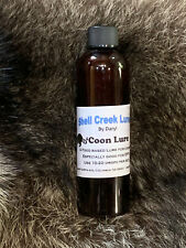 Shell Creek 'Coon Lure, Trapping Scent, Raccoon Beaver Muskrat, Dp Food Topping