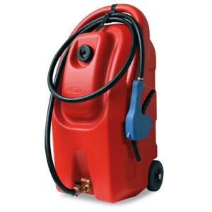 CAN SB Mobile Tankstelle 59 Liter mit 3m Schlauch Zapfanlage manuell Aktion