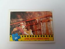 TOPPS 1990 TEENAGE MUTANT NINJA TURTLES MOVIE TRADING CARD # 39