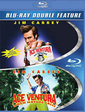 Ace Ventura Double Feature (Pet Detective / When Nature Calls) [Blu-ray], Good D