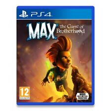 Ps4 Max The Curse of Brotherhood and Factory