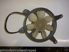 KAWASAKI GPX 750 R 1989 1990 1991:RADIATOR FAN:USED MOTORCYCLE PARTS