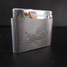 Accendino Gas Radica Silver Match Brevetto Compound