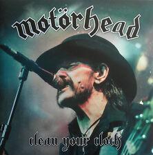 MOTORHEAD - Clean your clock (ULTRA RARE promo CD/DVD)