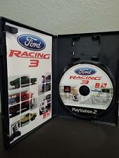 Ford Course 3 Sony Playstation 2 PS2 Complet Original COQUE et Manuel P34