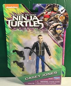 Sealed Ninja Turtles Casey Jones Playmates 2016 Action Figure #88013