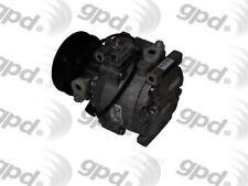 A/C Compressor-New Global 7511826 fits 1997 Toyota Tercel 1.5L-L4