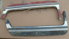 1965 Oldsmobile 98 Fender Skirts Three Pieces -2 Drivers 1 Passenger sides.