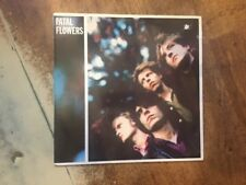 Fatal Flowers- Younger Days LP-!!!!!!!!!!!