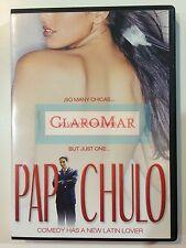 ☀️ Papi Chulo DVD Movie Philipé Bandes Amy Guth Carlos de Alba MINT