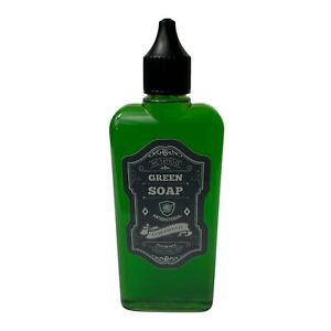DCtattoo - 100ml Antibacterial GREEN SOAP Concentrate Tattoo Skin Cleaning