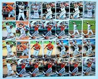 TREY MANCINI Topps Chrome Refractor Rated Rookie Limited Edition 1st RC Card LOT