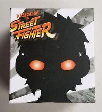 "Bait Exclusive kidrobot STREET FIGHTER SAKURA 3"" SEALED NEW"