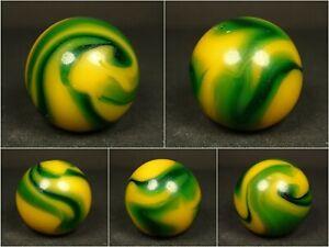Vintage Marbles Peltier NLR Swirly John Deer! 21/32 or 0.66Mint-