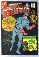 Blue Beetle Vol 3 #53 An Army of Giant Insects! Charlton Comic Book ~ Fn