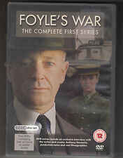 FOYLE'S WAR - the complete first series DVD