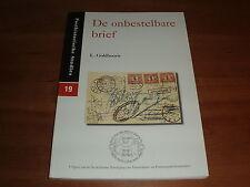 Posthistorische Studies nr. 19:  De onbestelbare brief