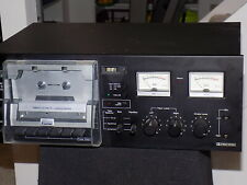 Sansui SC-2110 Cassette Deck Works Great Belts Replaced Cleaned Lubed