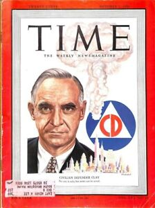Time, October 2 1950