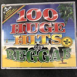 100 Huge Hits Of Reggae CD