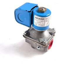 NEW ASCO K3A454T GAS SOLENOID VALVE REPLACED BY K3A454U