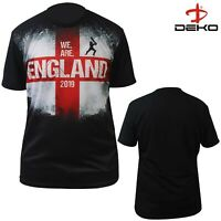 New Mens England 2019 Cricket World Cup Fan Supporters T-Shirt Tee Shirt UK