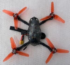 EMax Babyhawk BNF quadcopter FPV Racing Edition