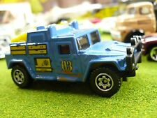 AM General Hummer H1 Military M998 HUMVEE 4 door slant back Blue on TLC Rimz