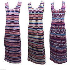 Unbranded Crew Neck Summer/Beach Maxi Dresses for Women