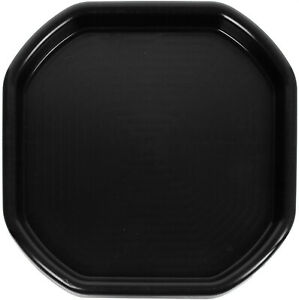 Small Black Tuff Spot Children's Messy Play Tray/SMALL BLACK PLASTIC MIXING TRAY