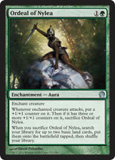 Ordeal of Nylea NM x4 Theros  MTG Magic Cards  Green Uncommon