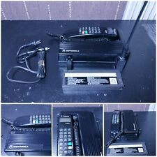 COLLECTION TELEPHONE GSM MOTOROLA INTERNATIONAL 2200 8 WATTS VOITURE TELEPHONE