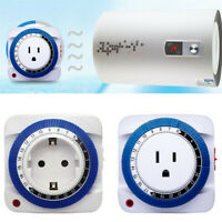 Automation OFF/ON Appliance Outlet Timer Switch Programmable Socket Smart Plug