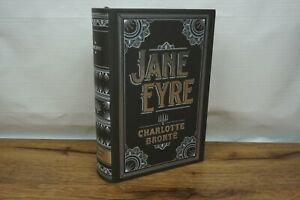 Jane Eyre by Charlotte Bronte Leather bound Collectible edition NEW