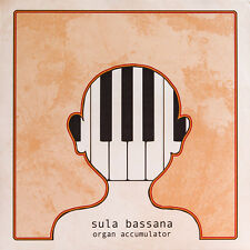 SULA BASSANA : Organ Accumulator (Deep Distance) LP Brown
