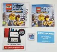 Lego City Undercover, Nintendo 3ds, Pal-Eur