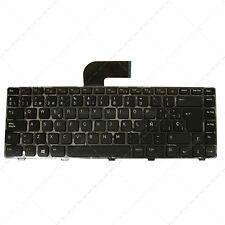 KEYBOARD SPANISH for LAPTOP DELL Inspiron M5040 0V2J0W Black Frame Black